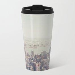 Over Viewing City Travel Mug