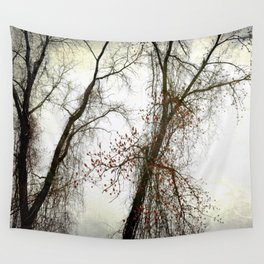 Tangled Vines Wall Tapestry