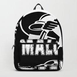 Malocher Shirt Backpack