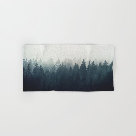 A Wilderness Somewhere Hand & Bath Towel