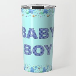 Baby Boy 3 Travel Mug