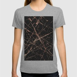 Copper Splatter 091 T-shirt