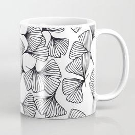 Botanical Outlines | Ginkgo wild Coffee Mug