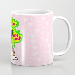 Love Me or Bite Me  Coffee Mug