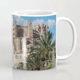 Catedral of Palma de Mallorca Coffee Mug