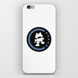 MonsterCat logo  iPhone Skin