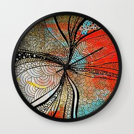 Black hole [2] Wall Clock