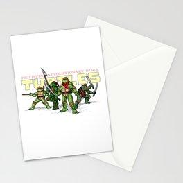 Philippine Revolutionary Ninja Turtles Stationery Cards