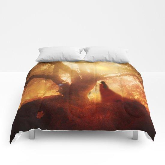 Autumn Song.. Comforters