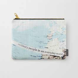 Ordinary People Carry-All Pouch