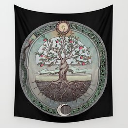 Origins Tree of Life Wall Tapestry