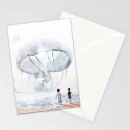 In Suspension Stationery Cards