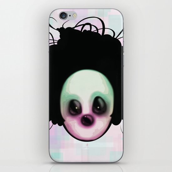 CLOWN iPhone & iPod Skin