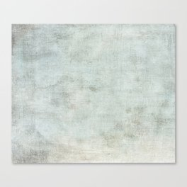 verte metal texture Canvas Print