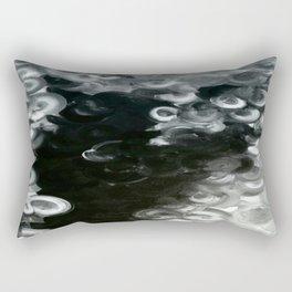 swirling world Rectangular Pillow