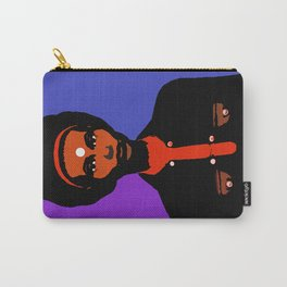 Roxie in minimum Carry-All Pouch
