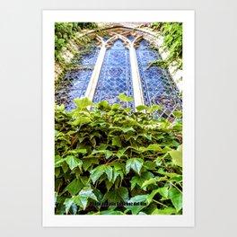 The Chapel Art Print