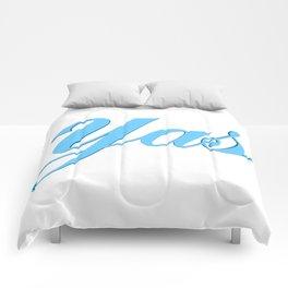 Yas Comforters