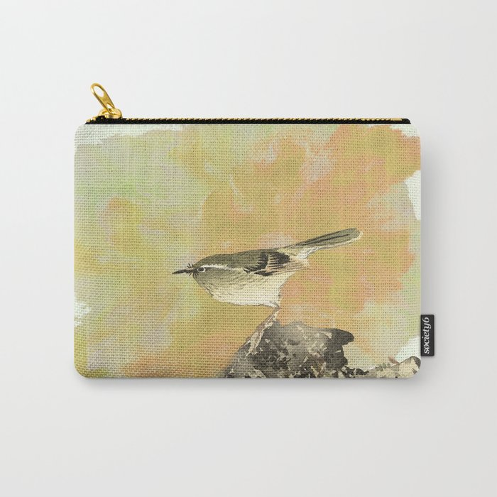 Oh !To be a bird! Carry-All Pouch