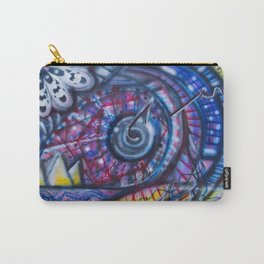 Hook eye Carry-All Pouch