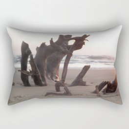 Drift Wood #1 Rectangular Pillow