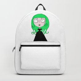 Gothic girl Backpack