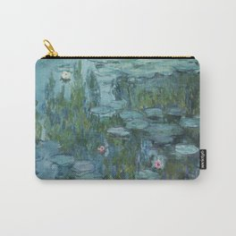 Water Lilies 2 Carry-All Pouch
