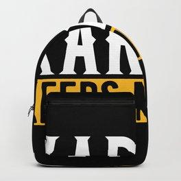 Karate Martial Arts Lovers Gift Idea Motif Backpack