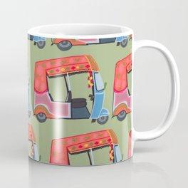 Rickshaw Fever Coffee Mug