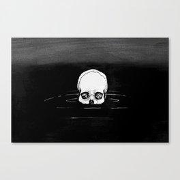 Sinking Canvas Print