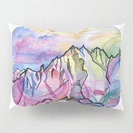Mountains Pillow Sham