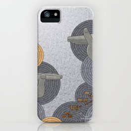Hope Opens Heaven - (Artifact Series) iPhone Case
