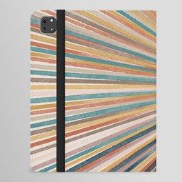 Summer Burst Art Print iPad Folio Case