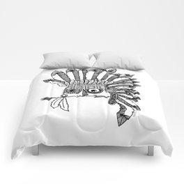 """Tribu-Taire-des-MO-"" #02 Comforters"