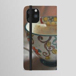A Cuppa Tea iPhone Wallet Case