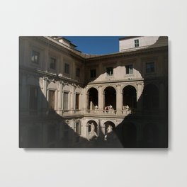Love in the Museo Metal Print