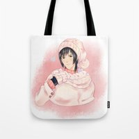 dmmd Tote Bags featuring Sei by Mattie