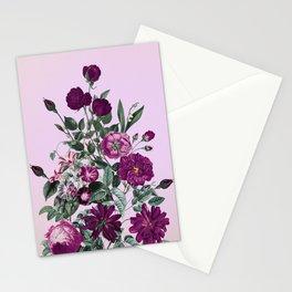 Romantic Garden III Stationery Cards