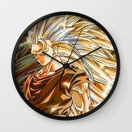 Goku SSj3 Wall Clock