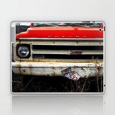 Abandon Chevy Pick-up Laptop & iPad Skin