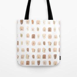 Lotsa Butts! Tote Bag