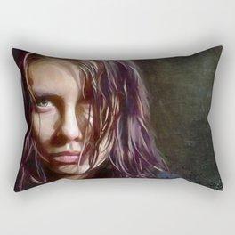 Maggie Rhee - The Walking Dead Rectangular Pillow