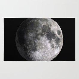The Full Moon Super Detailed Print Rug
