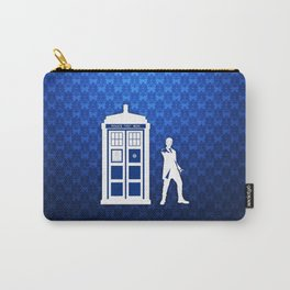 Tardis And The Doctor Carry-All Pouch