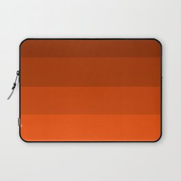 Pumpkin Spice in the Fall - Color Therapy Laptop Sleeve