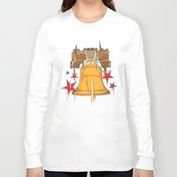 tinker bell Long Sleeve T-shirts featuring Bell by rockwood