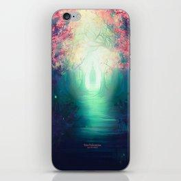 The doors to my heart iPhone Skin