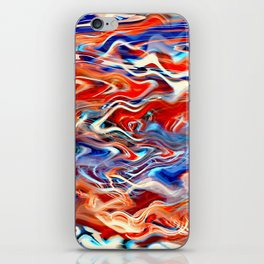 Mixed Signals iPhone Skin