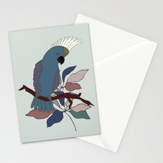 Parrot | Cockatoo Stationery Cards