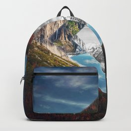 Valley of Other Dimension Backpack